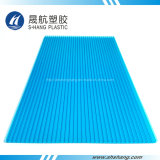hoja polivinílica de la depresión del carbonato del color azul del lago de 4mm~10m m