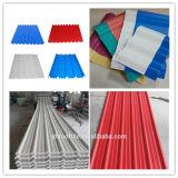 Пластичный испанский лист толя толя Tile/PVC крыши Tile/PVC пластичный