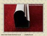 Tuyau en forme spéciale soudé en acier inoxydable
