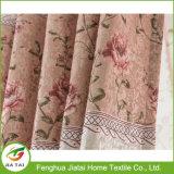 Da alta qualidade luxuosa das cortinas da venda cortinas baratas do quarto