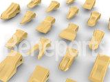 Delen van de Tand van de eenheid, de Tand van de Emmer, Gemalen Vervanging 81010640 van het Hulpmiddel