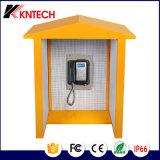 Cabine acoustique saine de la cabine téléphonique RF-15 Kntech d'épreuve