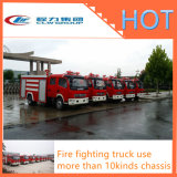 Hot Sale Fire Fighting Truck com água / espuma