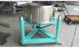 Le débit supérieur Westphalie centrifuge le type centrifugeuses de Trois-Pied de solides solubles