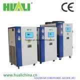 refrigeratore di acqua industriale a forma di scatola raffreddato ad acqua professionale 25HP