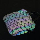Sac à main rhombique lumineux de grande taille de créateur d'ordinateur d'unité centrale (A0108-5)
