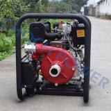 3 pulgadas - alta bomba de agua diesel refrescada del motor 192fa del aire de presión