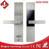 Fechamento de porta eletrônico inteligente do APP do telefone móvel da impressão digital do agregado familiar