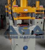 Prensa de planchar del granito de las losas inútiles hidráulicas del mármol para reciclar (P72/80)