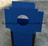 Померанцовая белая коробка PP Corflute Correx Coroplast сини Corrugated пластичная для плодоовощей и еды и выпивать