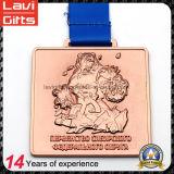 Медаль медали спорта высокого качества и подарка таможни
