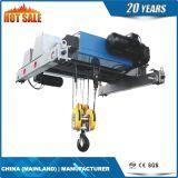 Élévateur électrique de câble métallique d'espace libre inférieur de monorail