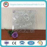 nuevo vidrio decorativo de 4mm-8m m con precio de fábrica