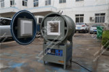 1000c高温実験室の焼結の真空のアルゴンの大気の炉100X200X100mm