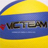Official Size 5 4 Laminado PU Leather Voleibol