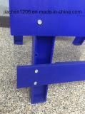 Jiachenの青く取り外し可能なプラスチックバリケードの工場卸売