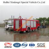 6ton de Vrachtwagen Euro4 van de Brand van het Water van de Sproeier van Dongfeng