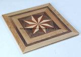 Una madera del grado del entarimado de madera del arce/del suelo laminado