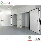 Sitio de conservación en cámara frigorífica para el almacén de Logitics
