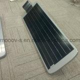 Solarstraßenlaterne der intelligenten Infrarotinduktions-50W für Hof