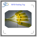 RFID UHF Seal Tags para Airport Bag Logistic Management