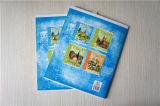 Livro 2017 feito sob encomenda de Exercies da cópia da venda por atacado do caderno da escola da fábrica dos artigos de papelaria da fonte de escola de China