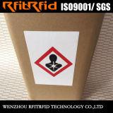Modifiche poco costose antifurto dell'autoadesivo RFID di stampa dell'antenna di RFID