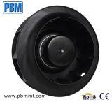 ventilador centrífugo para trás curvado industrial do ar de 250mm