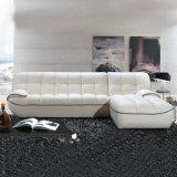 Modernes ledernes Sofa für Hauptmöbel