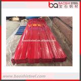 O calor durável de aço de Baoshi resiste o telhado barato de piscamento Sheet
