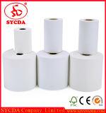 57 / 80mm Lotería de papel térmico de impresión de agua para pruebas