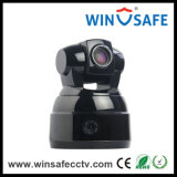 Black Auto Tracking Education Classroom PTZ Video Conference Camera