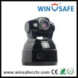 Appareil-photo de rail automatique noir de vidéoconférence de la salle de classe PTZ d'éducation