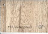 家具またはキャビネットまたはドアの熱い積層物または真空の膜ののための木製の穀物PVC Decoホイル出版物Bgl031-036
