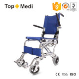 Equipamento Médico Hot Sale Lightweight Hospital Folding Wheelchair Manual