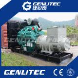 20 Fuß containerisierter 800kVA Cummins Dieselgenerator-Set-