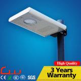 Aluminiumsolargarten-Licht der karosserien-30W 5m LED