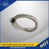 Boyaux SS304 ou 316L flexibles d'OIN pour le vide poussé