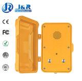 IP67 resistente a la intemperie teléfono, teléfono inalámbrico de Industria, Túnel Internet Teléfono