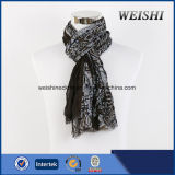 (WV5-5) 형식 색깔 15%Wool 85%Visco 남자 스카프