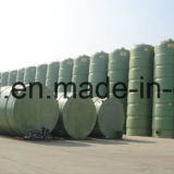 Depósito de fermentación de FRP hecho de la resina del grado del producto alimenticio