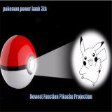 12000mAh de Bank Pokemon van de macht gaat de 3de Bank van de Macht Pokeball