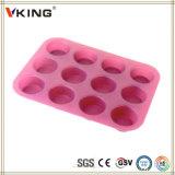 Moldes de pan del silicón de la muestra libre