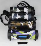 シリンダー形の携帯用無線Bluetoothの可動装置のスピーカー