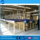 Produzione della scheda di gesso - 25 milioni di metri quadri della linea di uscita annuale