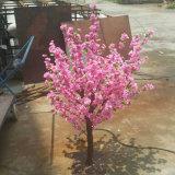 валы венчания цветения вишни 150cm искусственние с розовым цветком