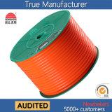 Orange des tuyaux d'air d'EVA 12*8