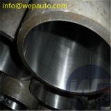 El cilindro neumático del duplex 2205 inoxidables afiló con piedra el tubo