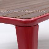 Промышленная таблица трактира металла типа с деревянной верхней частью таблицы (SP-RT569)