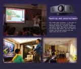 projetor portátil de Ciname da vila do projetor do diodo emissor de luz da fonte 1080P com 2800lumens ANSI Sv-328
